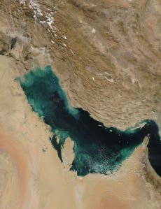 PersianGulf_vue_satellite_du_golfe_persique