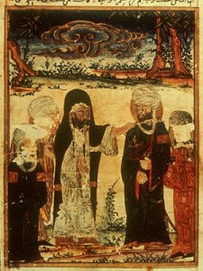 The investiture of 'Ali in al-Biruni's Kitab  (707/1307)