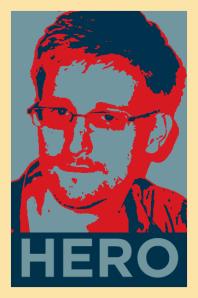 Snowden-hero