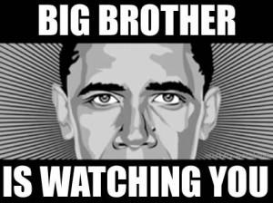 Obama watching
