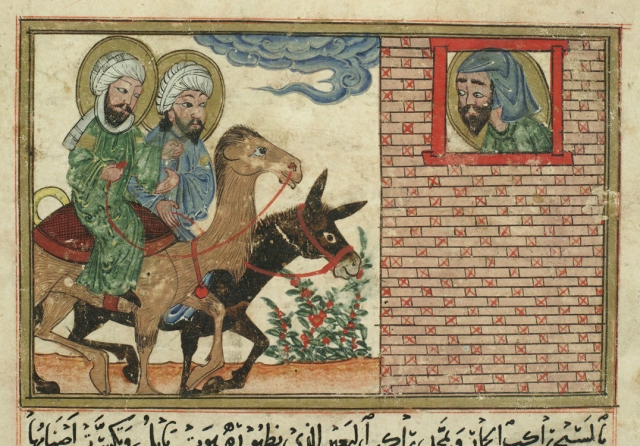 Jesus Muhammad Isaiah